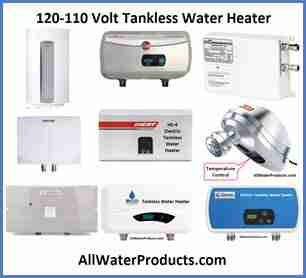 120-110 Volt Tankless Water Heater AllWaterProducts.com