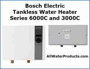 Bosch Electric Tankless Water Heater Reviews: Whole House?