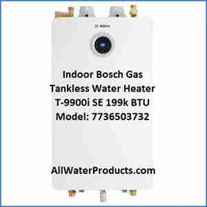 Buying A Bosch Gas Tankless Water Heater As A Replacement