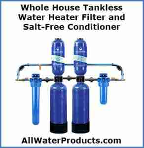 I Need A Sediment and Limescale Tankless Water Heater Filter?
