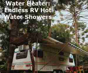 Girard Tankless Water Heater Endless RV Hot Water Showers. AllWaterProducts.com