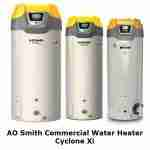 AO Smith Commercial Water Heater Cyclone Xi. AllWaterProducts.com